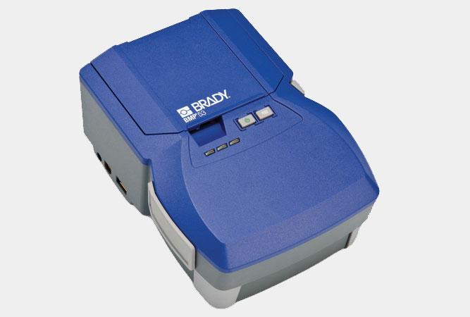 Brady BMP53 yazıcı