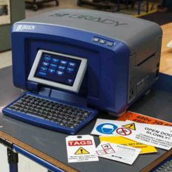 Brady Etiket Yazıcıları, Etiketler, Ribbonlar, spc, eked (loto), lockout, tagout, kablo bağı, güvenlik işaretleri ürünleri, iş güvenliği ve verimliliği.