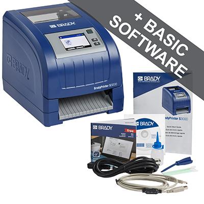 BradyPrinter S3000 İşaret ve Etiket Yazıcısı